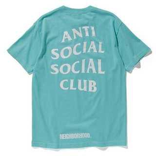 ASSC × NH コラボ TURBO/C‐TEE 半袖Tシャツ 水色L(Tシャツ/カットソー(半袖/袖なし))
