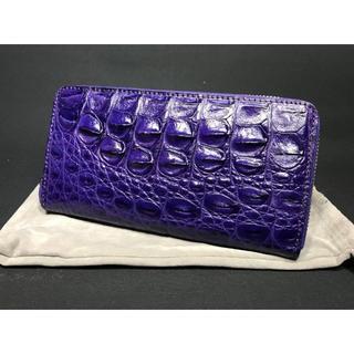 1c2ea5e3a207 クロコダイル(パープル/紫色系)の通販 30点(レディース)   お得な ...