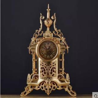テーブルクロック 置き時計 クロックアラーム (置時計)
