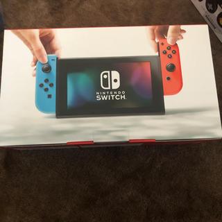 スイッチ switch 本体(家庭用ゲーム本体)
