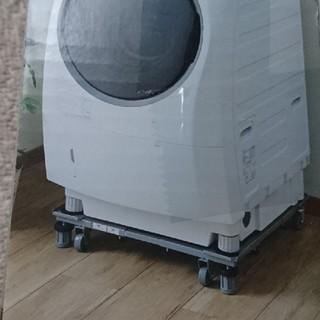 にゃんこたさん専用 洗濯機 台(バス収納)