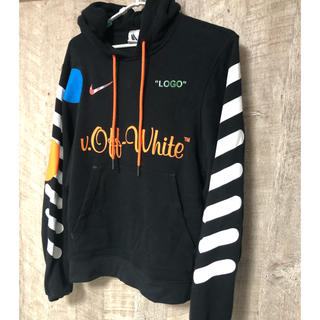 オフホワイト(OFF-WHITE)のoff-white Nike パーカー(パーカー)
