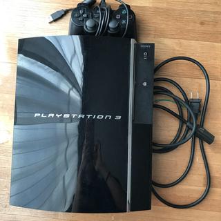 プレイステーション3(PlayStation3)のPS3 本体 コントローラ付き(家庭用ゲーム本体)