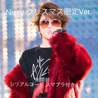 AAA - Nissy クリスマス限定Ver. DVD