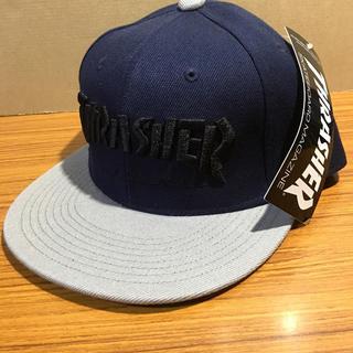 スラッシャー(THRASHER)の正規品 スラッシャー    キャップ 帽子 送料無料(キャップ)