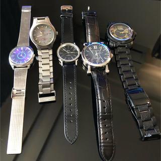 腕時計 ジャンク品 まとめて(腕時計(アナログ))