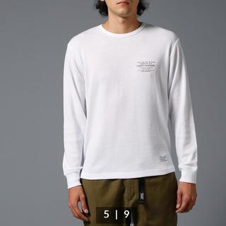 アズールバイマウジー(AZUL by moussy)のハニカム メッシュクルーネック(Tシャツ/カットソー(七分/長袖))