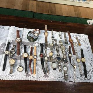 シチズン(CITIZEN)のジャンク品 30点まとめ売り 腕時計 (腕時計(アナログ))