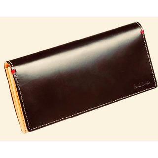 ポールスミス(Paul Smith)のポールスミス Paul Smith 長財布 ブライドルレザー1牛革 ブラック(長財布)