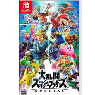 ニンテンドウ(任天堂)の大乱闘 スマッシュブラザーズ special(家庭用ゲームソフト)