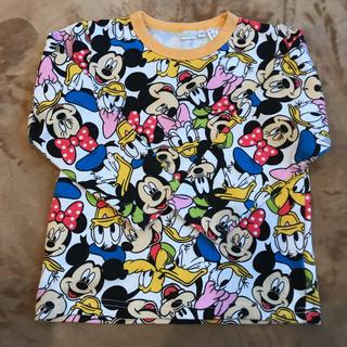 ディズニー(Disney)のディズニー長袖シャツ(Tシャツ/カットソー)