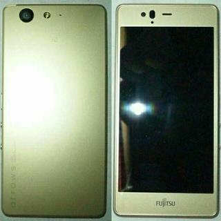 フジツウ(富士通)の富士通 arrows M04 標準モデル SIMフリー スマートフォン(スマートフォン本体)