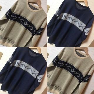 カップルコーデ♥️ 新品 ペアルック ニット セーター 肌寒い季節に 2枚セット(ニット/セーター)