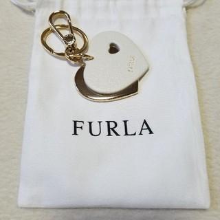 フルラ(Furla)の新品未使用 FURLAフルラ ハートキーホルダー(キーホルダー)
