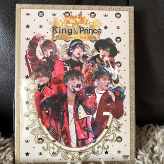 Johnny's - King & Prince First Concert Tour DVD