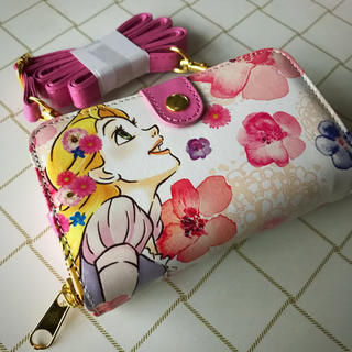 ディズニー(Disney)のラプンツェル iPhoneケース&財布*(iPhoneケース)