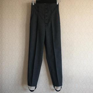 ミッドウエスト(MIDWEST)の【あゆみ様専用】RITO HIGH-WAISTED STIRUP PANTS(カジュアルパンツ)
