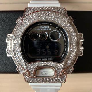 ジーショック(G-SHOCK)の★人気の6900のカスタム☆G-SHOCK DW-6900MR-7(腕時計(デジタル))