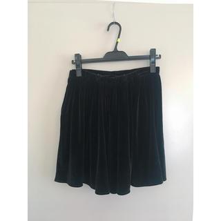 アメリカンアパレル(American Apparel)のAmerican apparel ベロアミニスカート(ミニスカート)
