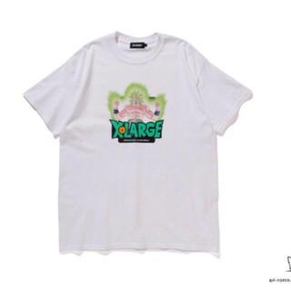 エクストララージ(XLARGE)のXlarge エクストララージ Tシャツ ブロリー 白 S(Tシャツ/カットソー(半袖/袖なし))