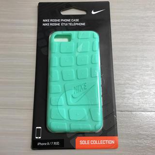 ナイキ(NIKE)のナイキ NIKE ローシ iPhone7・8対応フォンケース グリーングロウ(iPhoneケース)