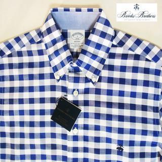 ブルックスブラザース(Brooks Brothers)の17,280円新品ブルックスブラザースREGENT FITチェックBDシャツ/2(シャツ)