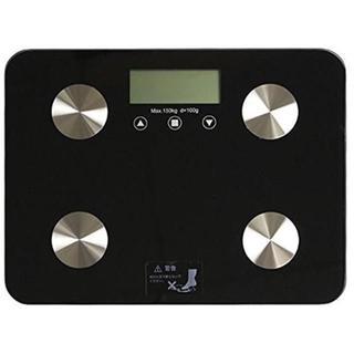 体重・体組成計 超薄型 ヘルスメーター(体重計/体脂肪計)