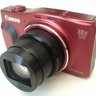 キャノン デジタルカメラ SX710hs(コンパクトデジタルカメラ)