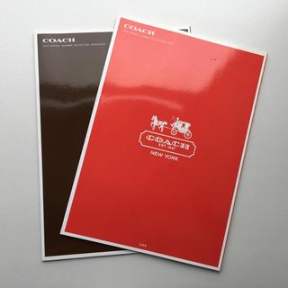 コーチ(COACH)のCOACH コーチ スペシャル ステーショナリーセット(ノート/メモ帳/ふせん)