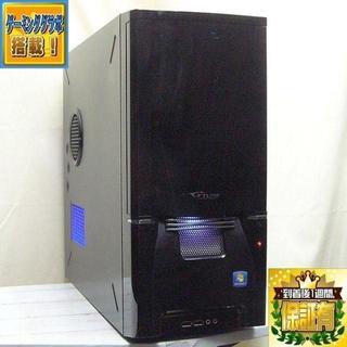 《PUBG動作OK》GTX760搭載 フタ付きピアノブラックパソコン(デスクトップ型PC)