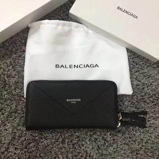 バレンシアガ(Balenciaga)のバレンシアガ 長財布 ブラック(長財布)
