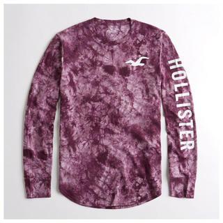 ホリスター(Hollister)の◎S◎新品正規品◎ホリスター◎HOLLISTER◎ロングTシャツ◎送料込(Tシャツ/カットソー(七分/長袖))
