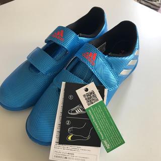 アディダス(adidas)の新品タグ付きadidasアディダススニーカーサッカー20センチ(スニーカー)