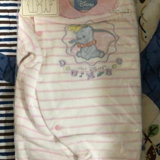 ディズニー(Disney)のメ1052新品  ディズニー ベービー 70㎝カバーオール(カバーオール)
