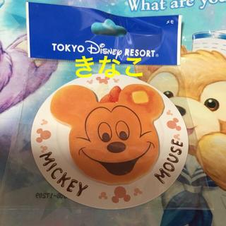 ディズニー(Disney)のディズニー パークフード ミッキー パンケーキ メモ(ノート/メモ帳/ふせん)