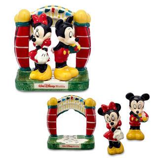 ディズニー(Disney)の新品 Disney ソルト&ペッパー(収納/キッチン雑貨)