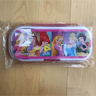 ディズニー(Disney)のディズニー  プリンセス  トリオセット(弁当用品)