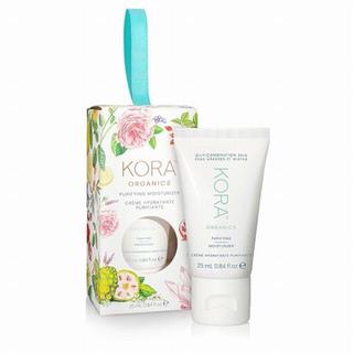 コーラオーガニックス(KORA Organics)のKora ピュリファイング モイスチャライザー 25mL (乳液 / ミルク)