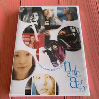 新品未開封  DVD  namie amuro BEST CLIPS(ミュージック)