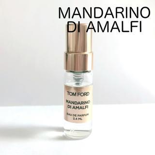 トムフォード(TOM FORD)のトムフォード マンダリーノ ディ アマルフィ ミニサイズ フレグランス 香水(香水(女性用))