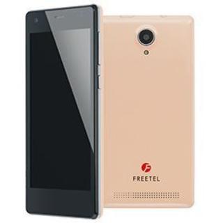 FREETEL Priori3 LTE (ヌーディーベージュ)(スマートフォン本体)