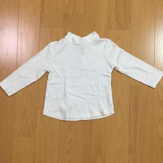 ザラ(ZARA)のハイネックカットソー ZARA98㎝(Tシャツ/カットソー)