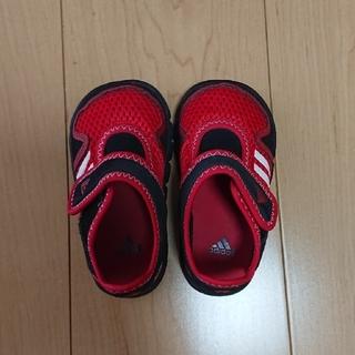 アディダス(adidas)のadidas ベビーシューズ (13㎝)(スニーカー)