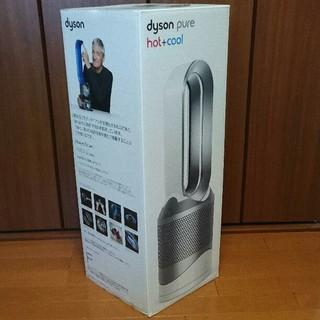 ダイソン(Dyson)のdyson Pure Hot + Cool HP01WS ホワイト/シルバー(扇風機)