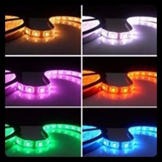 16色 LED テープライト 5m 300連 防水 リモコン付, ¥1,770 (キッチン収納)