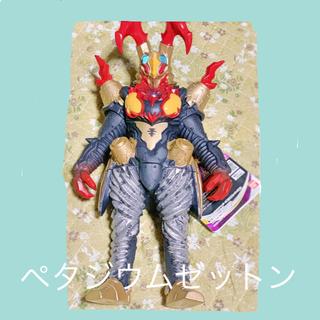 バンダイ(BANDAI)の【新品】ウルトラ怪獣DX  ベリアル融合獣  ペダニウムゼットン(特撮)