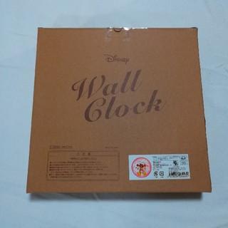 ディズニー(Disney)のディズニー ミッキー ミニー ウォールクロック 掛け時計(掛時計/柱時計)