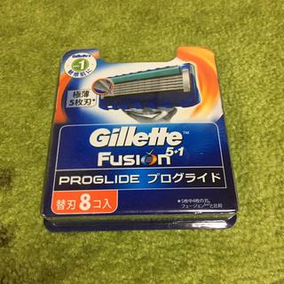 ジレ(gilet)のジレットのプログライドの替刃8コ入り(メンズシェーバー)
