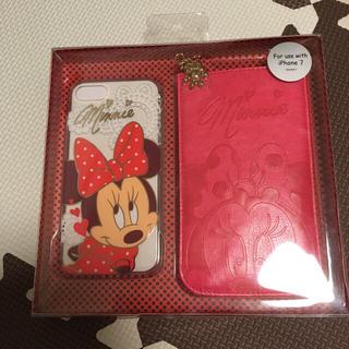 ディズニー(Disney)の香港ディズニーランド iPhone7ケース 新品(iPhoneケース)
