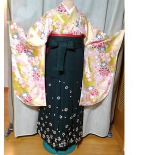 ぐっち-様専用 卒業式 袴セット⑦(着物)